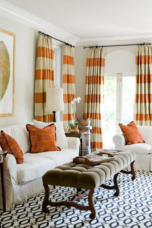 Decor_FB_striped_curtains