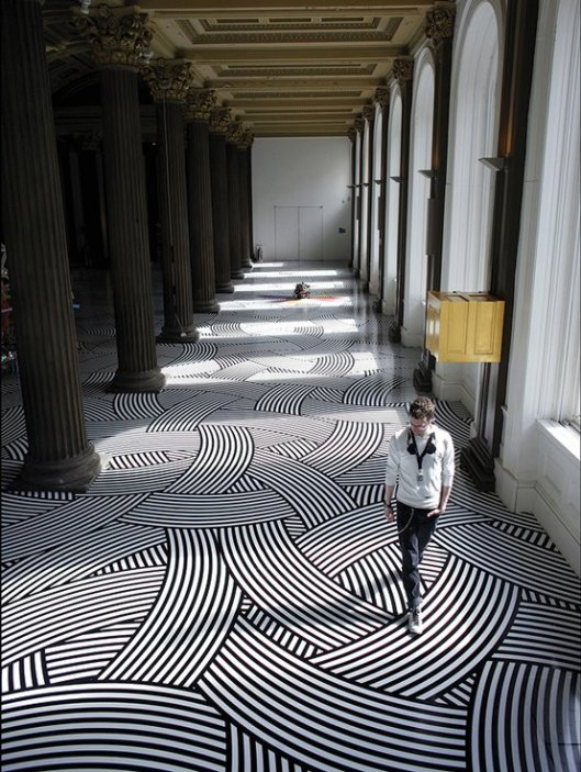 Design_dautore_Striped floor