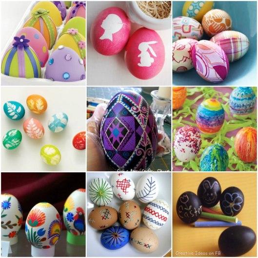 Colourful  Eggs