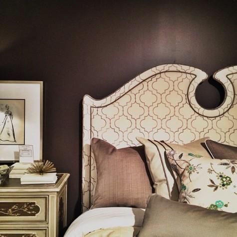 Braun bedroom