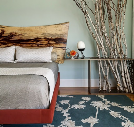 Bedroom_wood decor