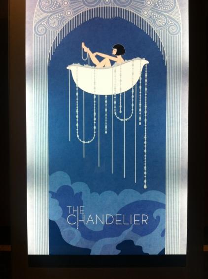 Chandelier Vegas