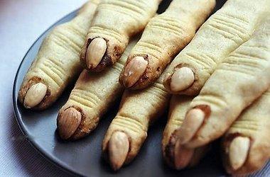 пальцы ведьмы