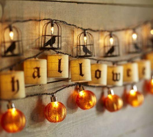 haloween lights