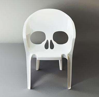 scull chair