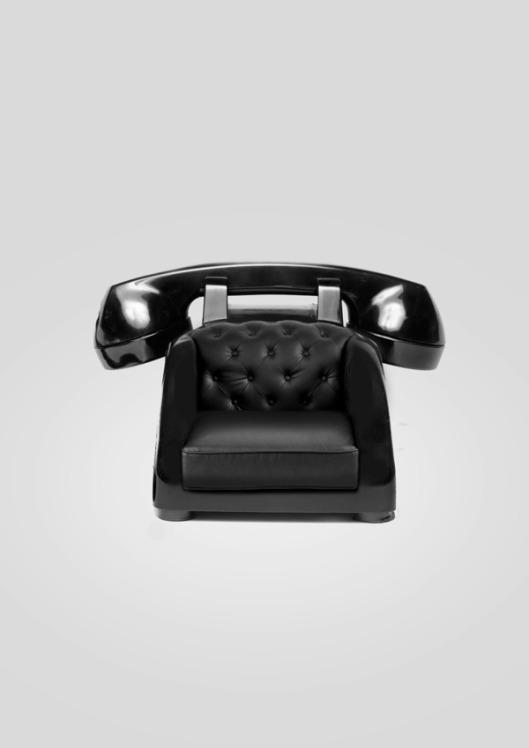 Phone chair