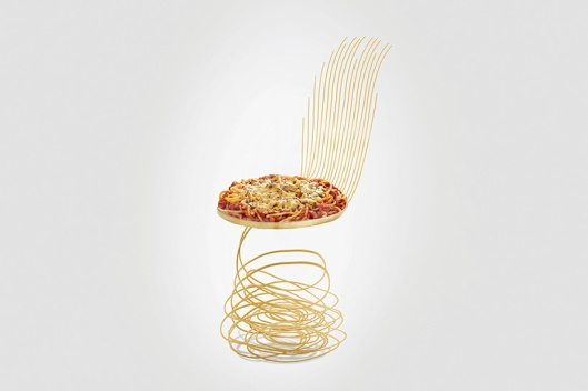 Pizza_pasta chair